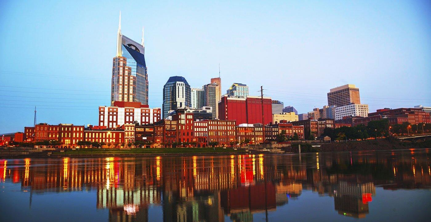 Nashville Riverfront