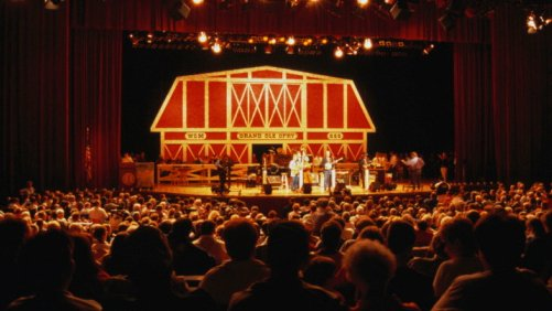 Watch Country's Biggest Stars at the Grand Ole Opry