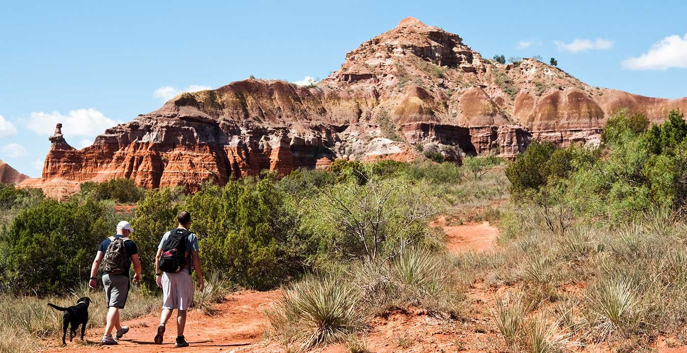 Palo Duro Canyon Boasts Truly Spectacular Scenery