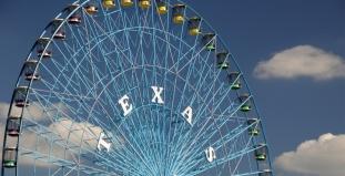 Texas Star Ferris Wheel at Fair Park