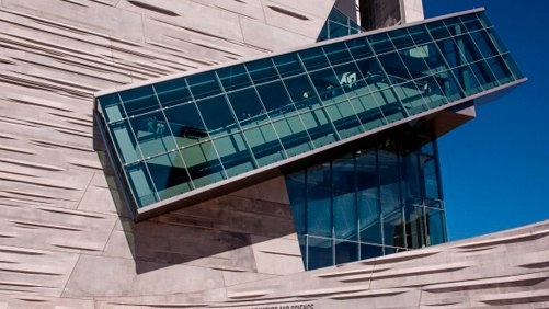 Be Amazed at the Perot Museum of Nature and Science