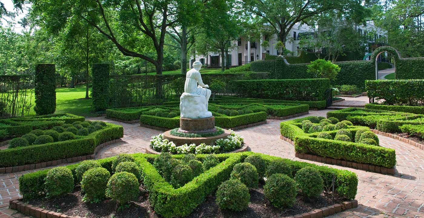 Tour the Beautiful Bayou Bend Collection and Gardens