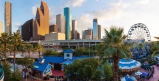 Houston and Galveston