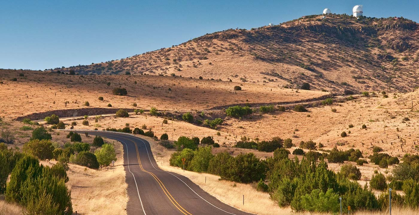 Enjoy One of the Most Scenic Drives in Texas