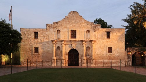 Put a Place to the Name at the Alamo