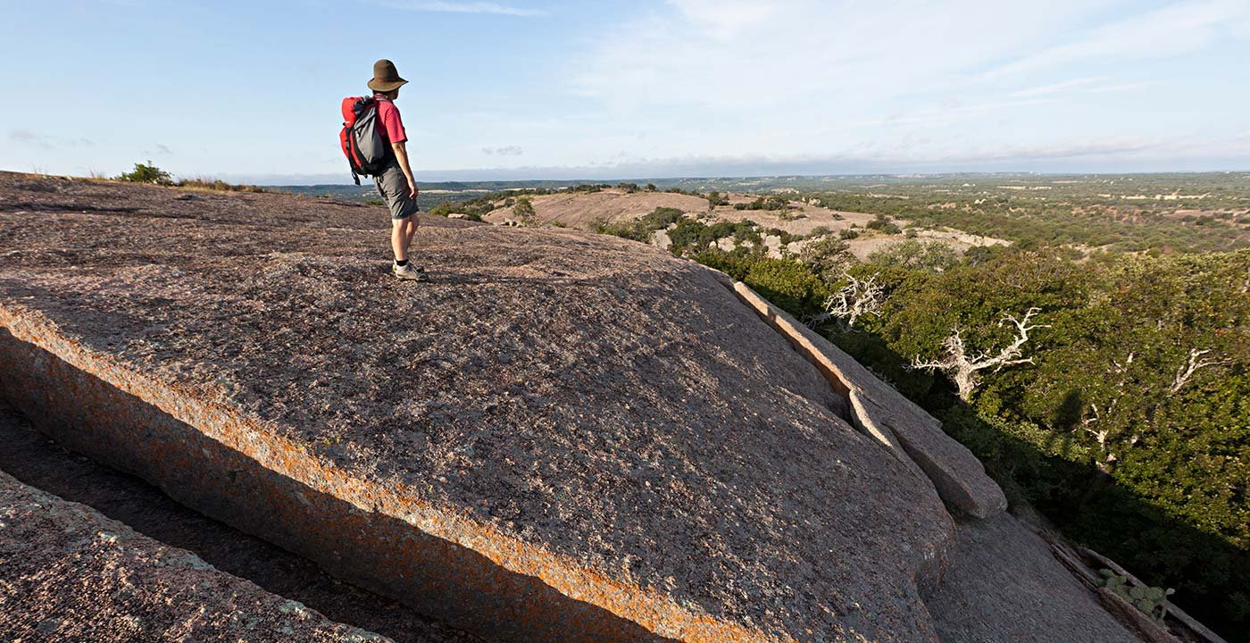 A Texas-Sized Boulder, for Sure