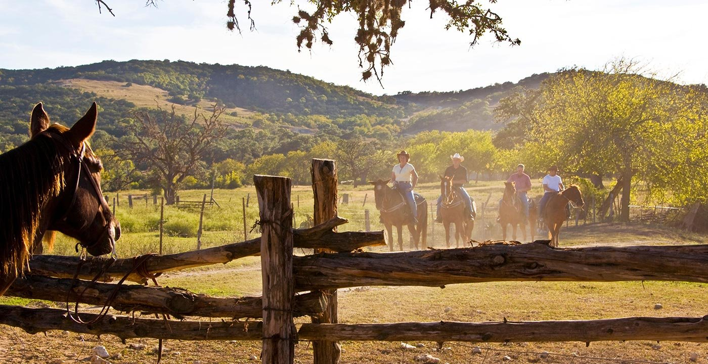 Ranch in Texas Hill Country