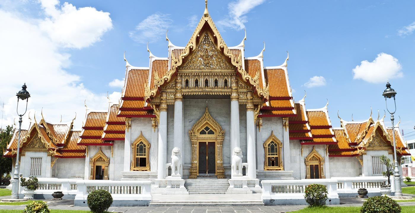 The Marble Temple