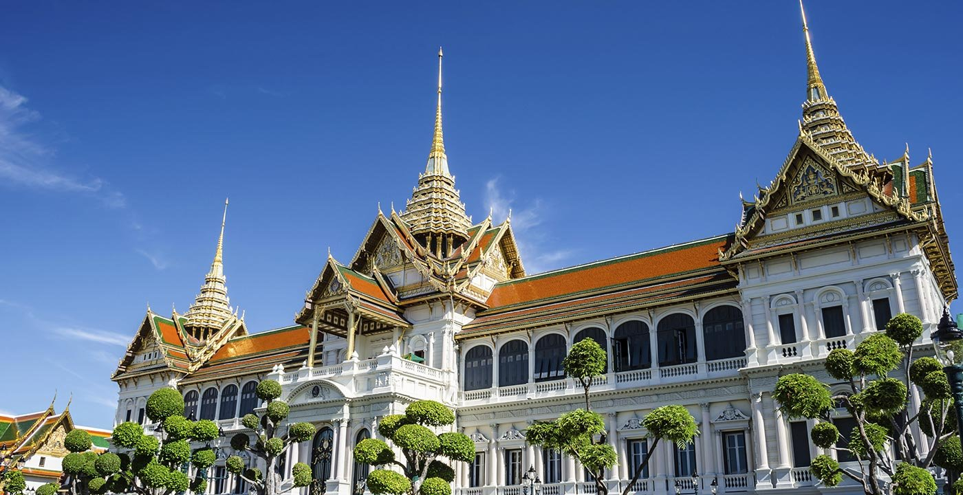 Where the Kings of Siam Once Reigned