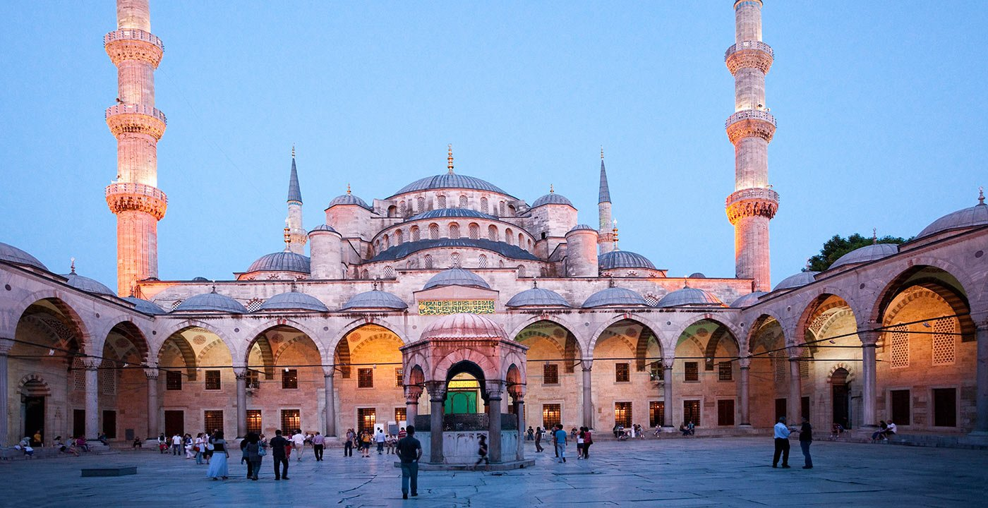 Six-Minaret Mecca