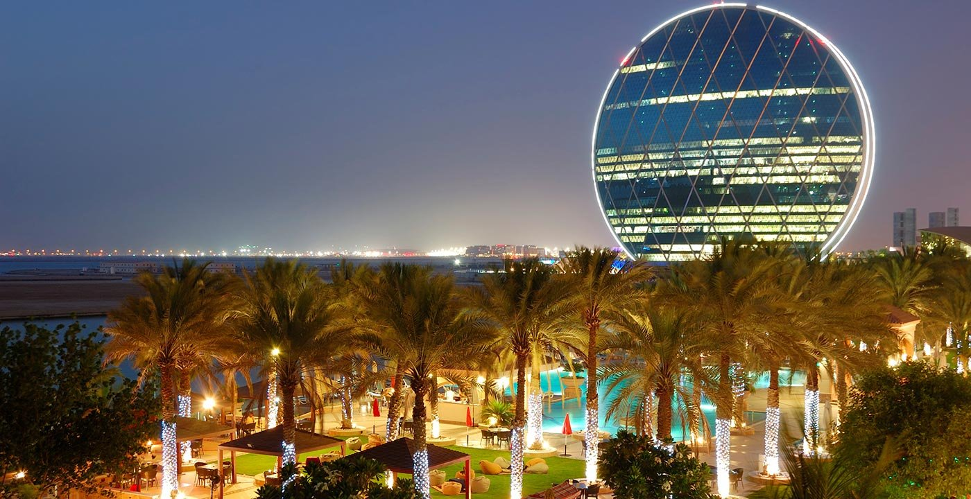 Aldar Headquarters Coin Tower