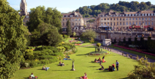 Bath and the Cotswolds