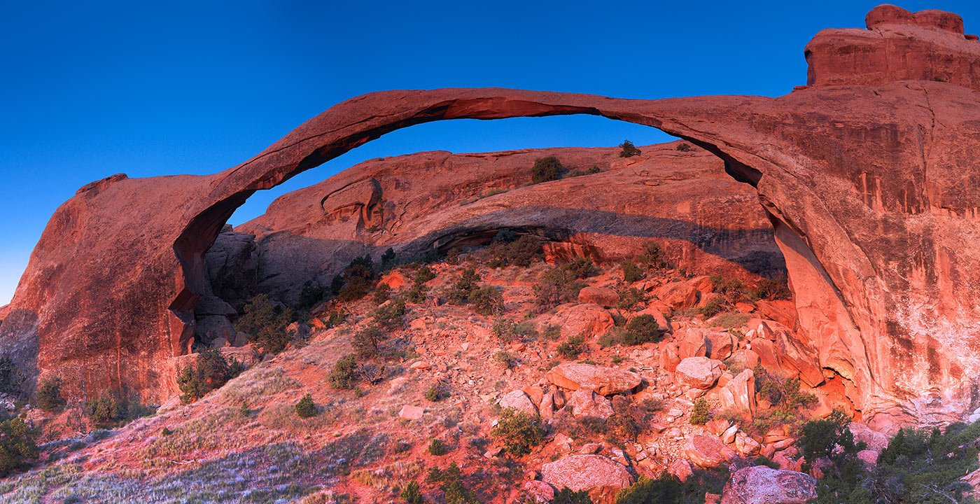 Landscape Arch, a Must-See Sight