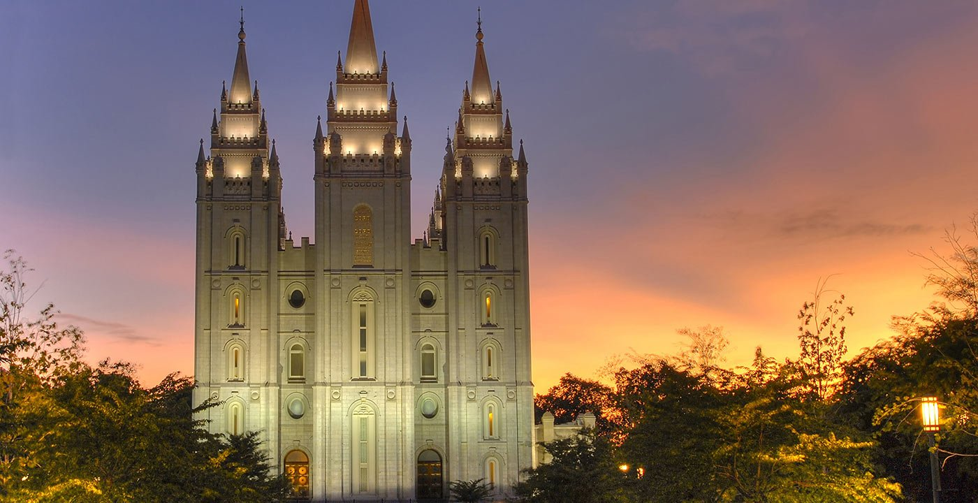 Explore Historic Temple Square