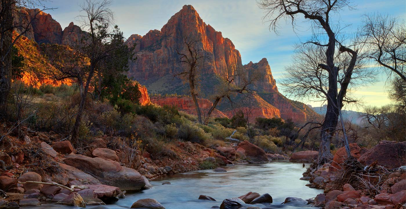 Zion National Park Vacation Travel Guide And Tour