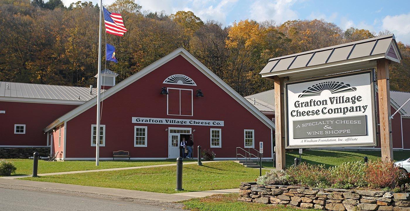 Retreat Farm and Grafton Village Cheese
