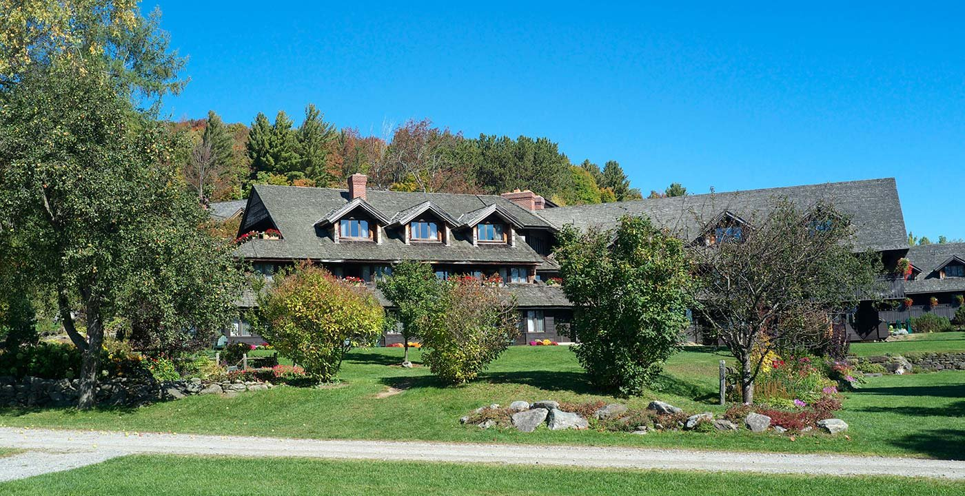 The Hills Are Alive at the Trapp Family Lodge
