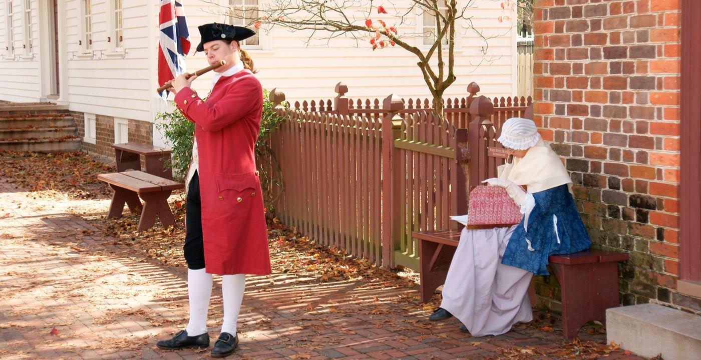 Founding America