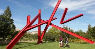 Alexander Calder Sculpture