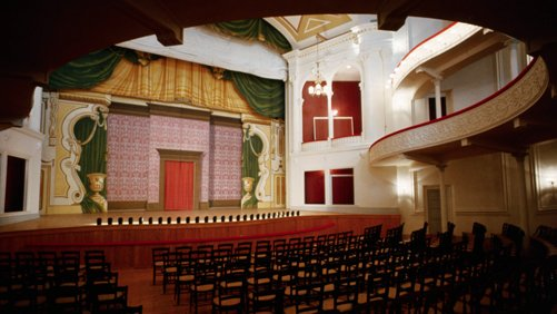 Catch a Show and a History Lesson at Ford's Theatre