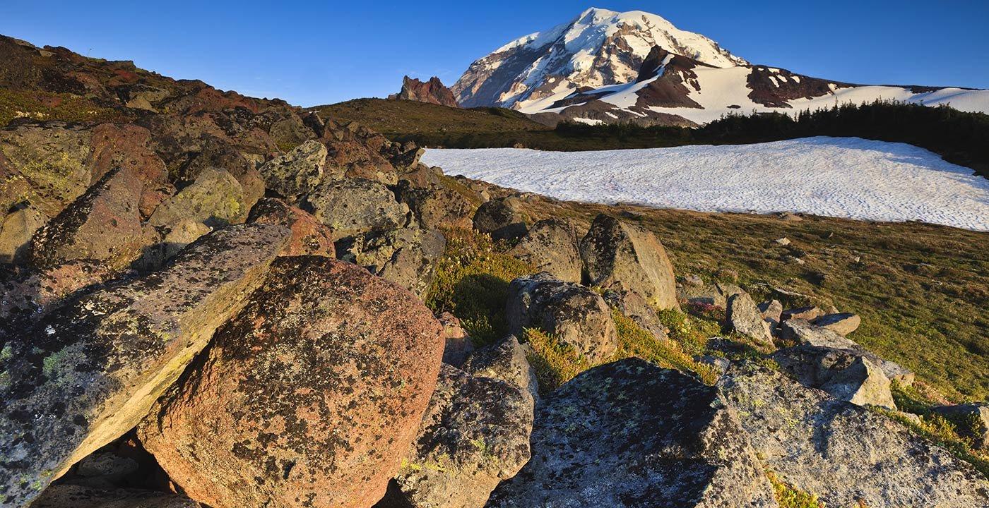 Family Weekend Getaway in Mount Rainier