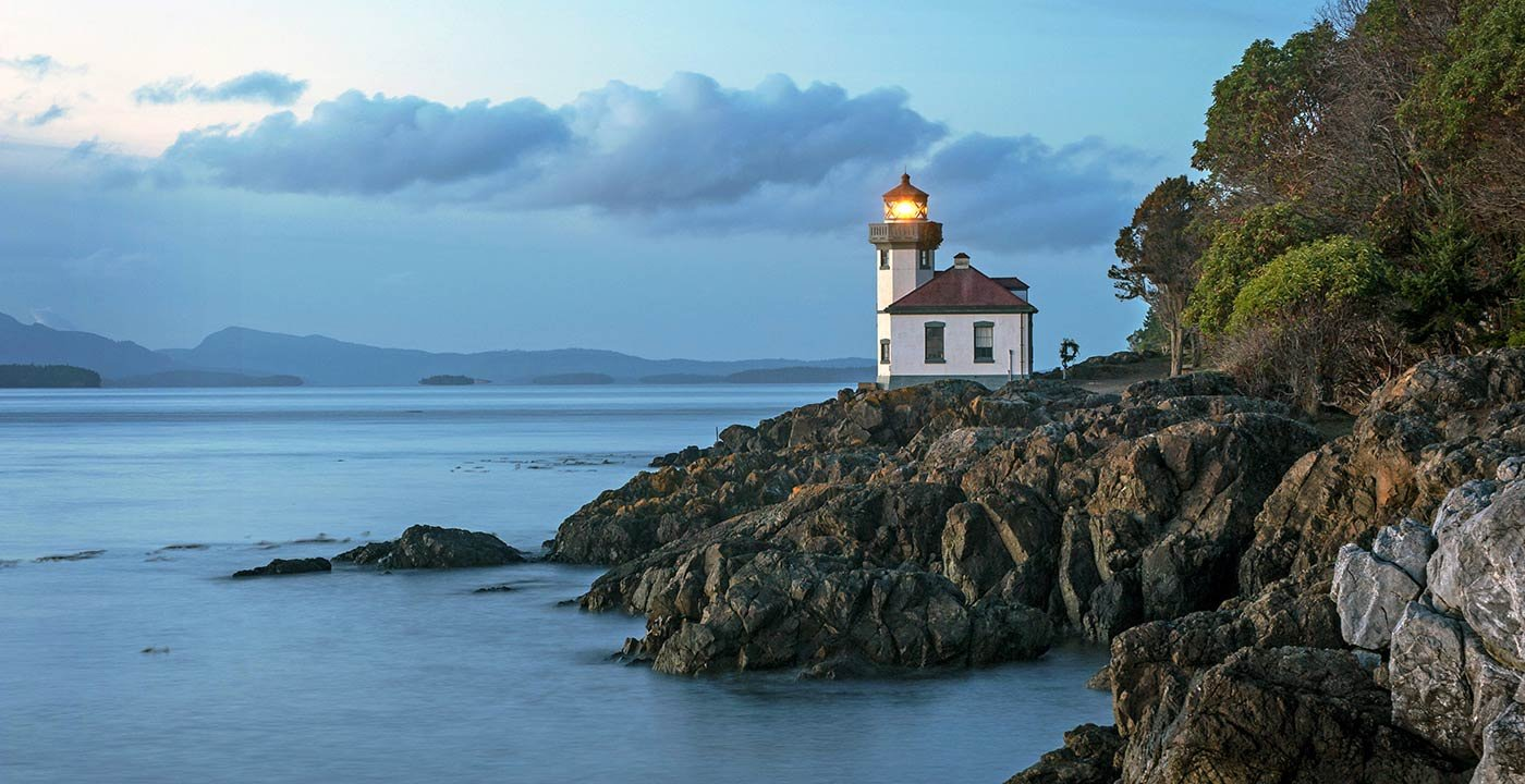 Arts and Outdoor Weekend Getaway in the San Juan Islands