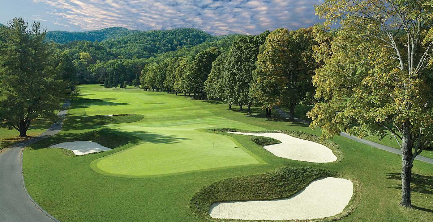 Golf at the Greenbrier