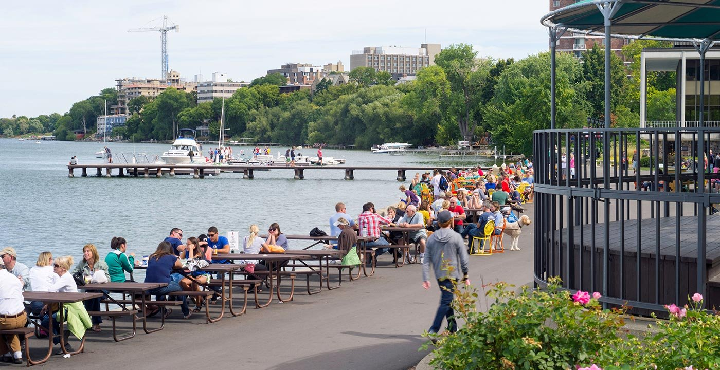 Madison vacation travel guide and tour information aarp for Mendota terrace