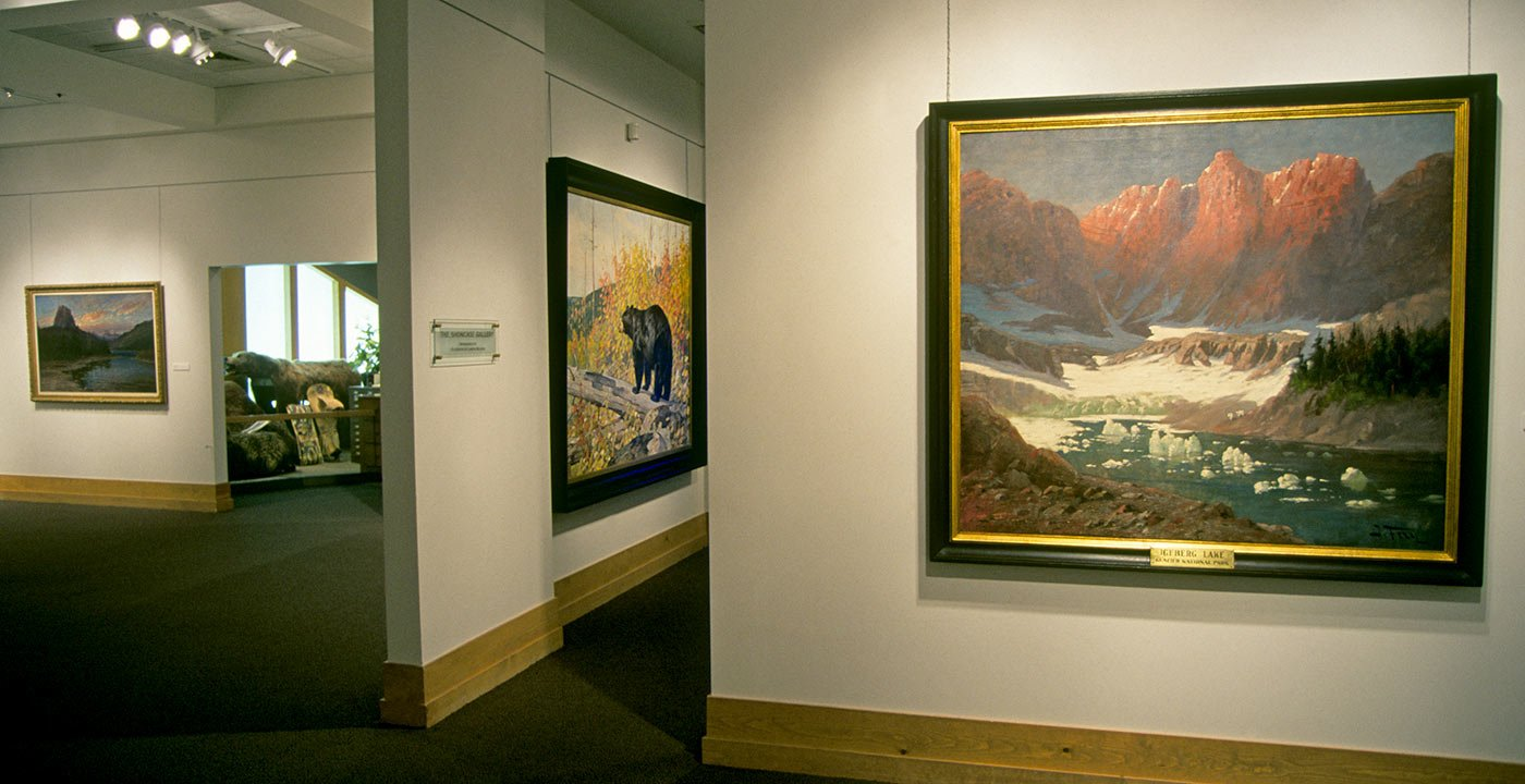 The National Museum of Wildlife Art