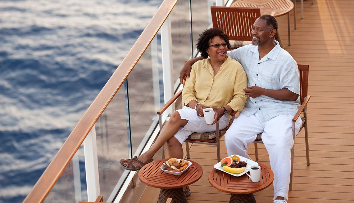 Cruise gratuity and service charges