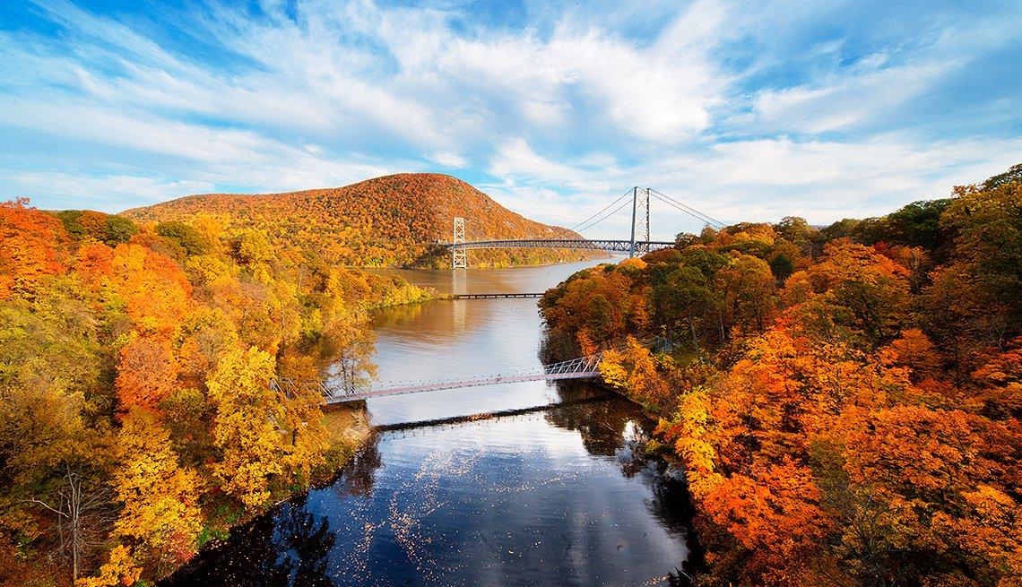 Best Fall Foliage in America - AARP